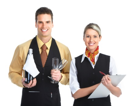 Waiter or Waitress | SkillsAndTech