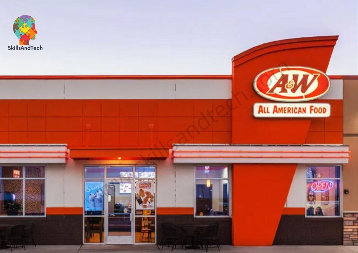 How To Get A&W Restaurants Franchise  SkillsAndTech