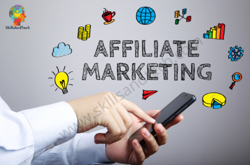How to Start Affiliate Marketing Business in India| SkillsAndTech