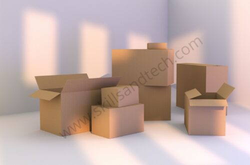 How To Start Packaging Box Manufacturing Business In India, Plan| SkillsAndTech