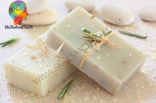 Handmade Soap Business Name Idea, License, Plan, Cost, Profit | SkillsAndTech