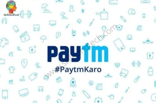 How To Get PayTm Payment Bank Franchise | SkillsAndTech