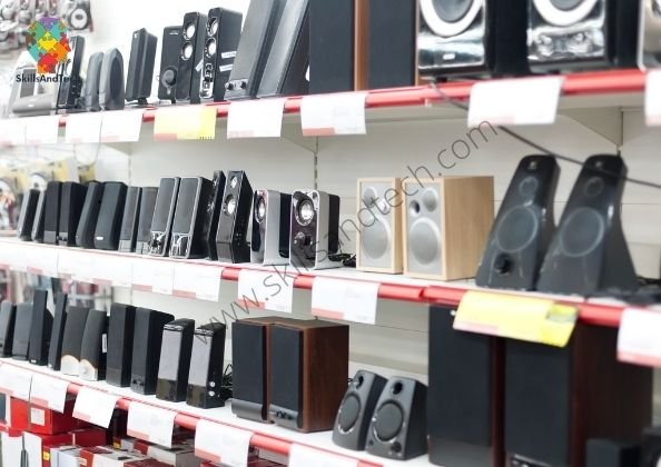 Electronics Shop Business Cost, How to Start, Registration, Products | SkillsAndTech