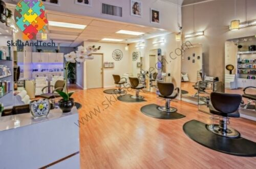 Gents Salon Business Cost, Profit, How to Start, Investment, Marketing Strategy | SkillsAndTech
