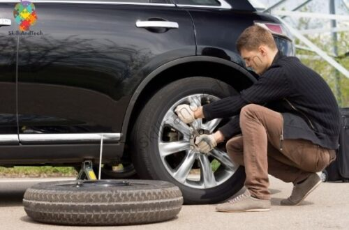 How To Start Tyre Puncture Repair Business, Cost, Profit | SkillsAndTech
