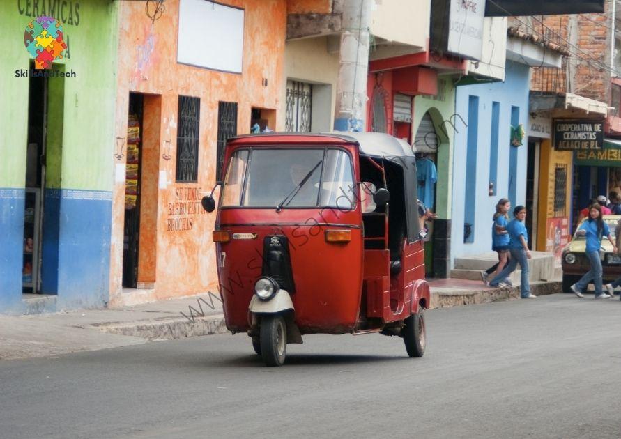 How to Start E Rickshaw Business,Electric Rickshaw Future   SkillsAndTech