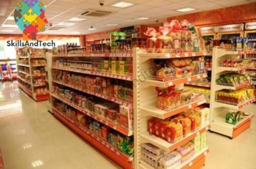 How to Start Supermarket Business in India | SkillsAndTech