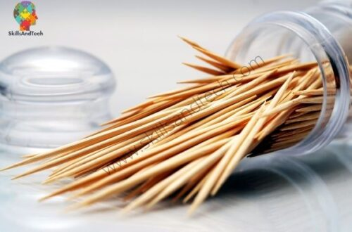 Toothpick Manufacturing Business In India Cost, Profit, Business Plan, Requirements | SkillsAndTech