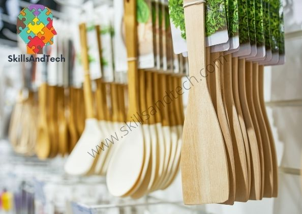 Utensils Shop Business How to Start, Profits, Cost | SkillsAndTech