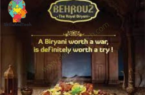 Behrouz Biryani Cost, Profit, How to Apply, Requirement, Investment, Review | SkillsAndTech
