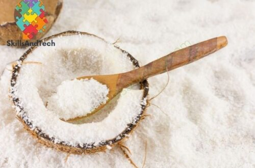 How To Start Coconut Powder Making Business In India Cost, Profit, Business Plan, Requirements | SkillsAndTech