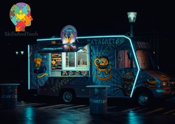 How to Start Food Truck Business, Cost, Expenses, Profit, Requirements, Reviews | SkillsAndTech