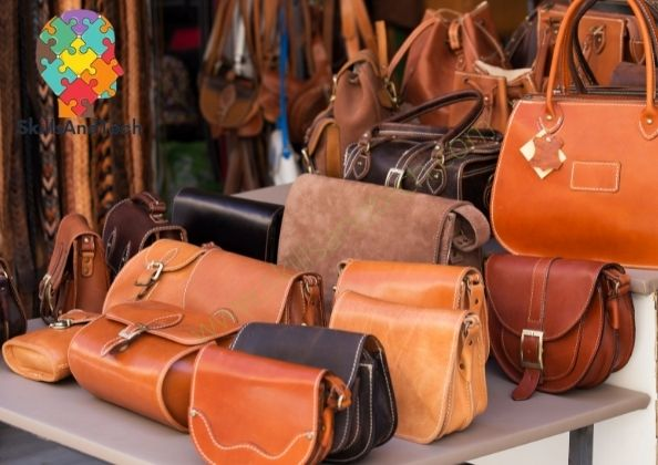 How to Start Leather Bag Making Business In India Cost, Profit, Business Plan, Requirements | SkillsAndTech